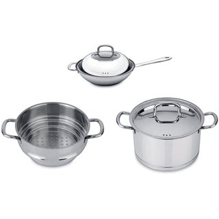 BergHOFF CollectNCook Vegetable Stir-Fry Set 5pc
