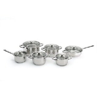 BergHOFF Vision Premium Cookware Set 12pc