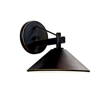 Kichler Lighting Ripley Collection 1-light Olde Bronze Indoor/Outdoor Wall Sconce|https://ak1.ostkcdn.com/images/products/13327470/P20031854.jpg?impolicy=medium