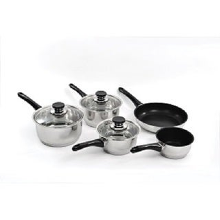 Berghoff Vision Stainless Steel 8-piece Cookware Set
