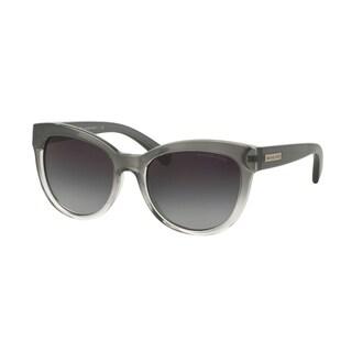 Michael Kors Women MK6035 MITZI I 312411 Grey Plastic Cat Eye Sunglasses