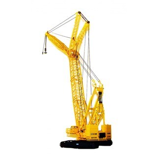 Yellow 300-ton Model Crawler Crane