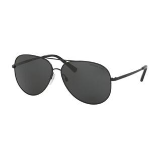 Michael Kors Women MK5016 KENDALL 108287 Black Metal Cateye Sunglasses