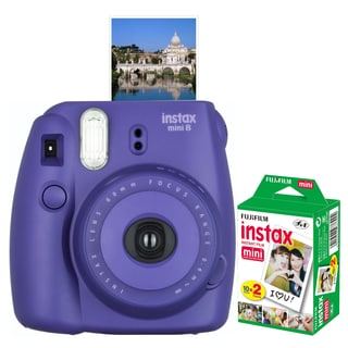 Fuji Film Instax Mini 8 Bundle