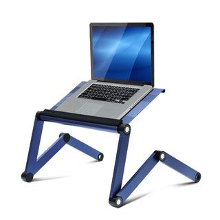 Furinno A6 Aluminum Ultra Light AdJustable Vented Laptop Notebook Table