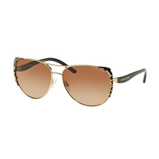 Michael Kors Women MK1005 SADIE I 105713 Multi Plastic Cateye Sunglasses