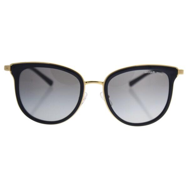 d56a7b997e7 Michael Kors Women MK1010 ADRIANNA I 110011 Black Metal Phantos Sunglasses