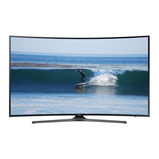 Samsung UN65KU650DFXZA 65-inch Refubished 4K Curved LED Smart Wifi HD Television - Black
