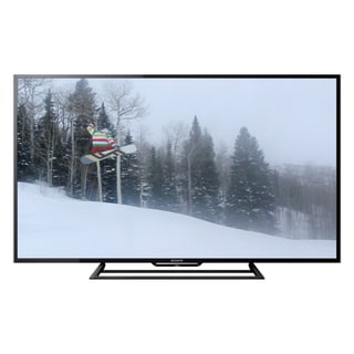 Sony Refurbished Black 48-inch Smart LED HDTV with WI-FI