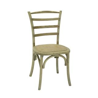 Aurelle Home Greece Dining Chair (Set of 2)