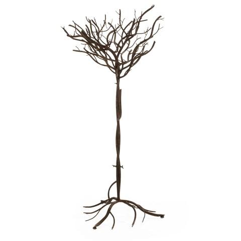 Natural Brown Metal 52-inch Tree
