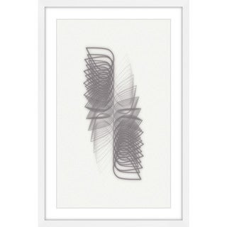 Link to Marmont Hill - Handmade Geometric Motion Framed Print Similar Items in Art Prints