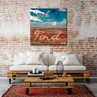 Ready2HangArt Seek & Find by Olivia Rose Canvas Art