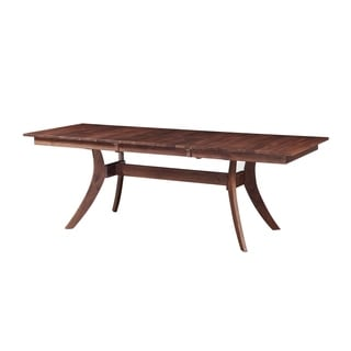 Aurelle Home Herra Extension Dining Table