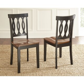 Greyson Living Abbey Dining Chairs (Set of 2) - 37 inches high x 18 inches wide x 20 inches deep