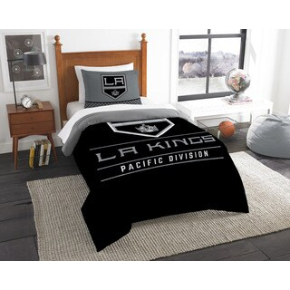 The Northwest Company NHL Los Angeles Kings Draft Twin 2-piece Comforter Set