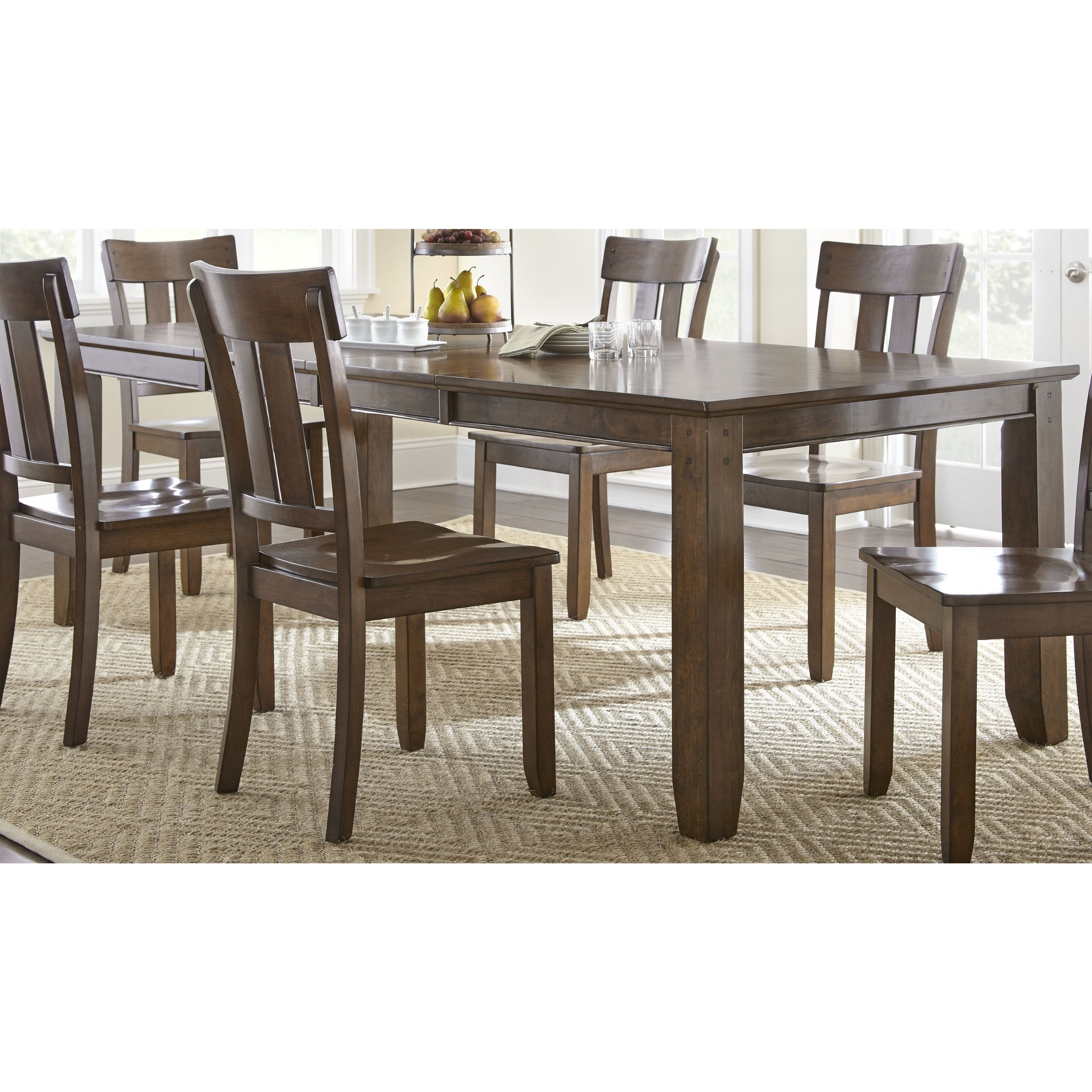 Kylie 96 Inch Dining Table By Greyson Living Brown Overstock 13329041