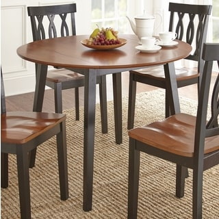 Abbey Drop-Leaf Dining Table by Greyson Living