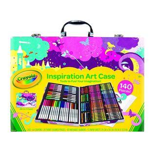 Crayola Pink Inspiration Art Case