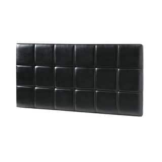 LYKE Home Panel Faux-leather Queen Headboard (Option: Taupe Finish)|https://ak1.ostkcdn.com/images/products/13329070/P20033257.jpg?impolicy=medium
