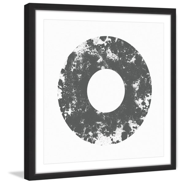 Marmont Hill - 'Zero' by Bryon White Framed Painting Print