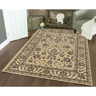 Artisan Classic Ivory Area Rug (3'3 x 4'11) - 3'3 x 4'11