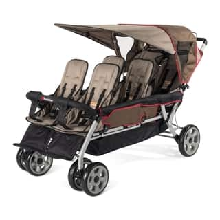 Foundations LX6 6-Passenger Stroller with Oversize Seating|https://ak1.ostkcdn.com/images/products/13329096/P20033282.jpg?impolicy=medium
