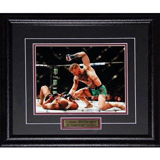 Conor McGregor UFC 8-inch x 10-incg Framed Photo