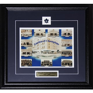 Maple Leaf Gardens 1931 to 1999 Memories and Dreams 8-inch x 10-inch Frame