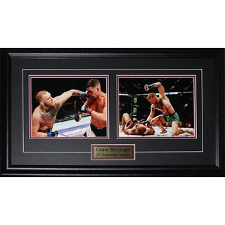 Conor McGregor UFC 2 Photo Frame