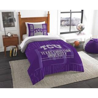 The Northwest Company COL 862 TCU Modern Take 2-piece Twin Comforter Set