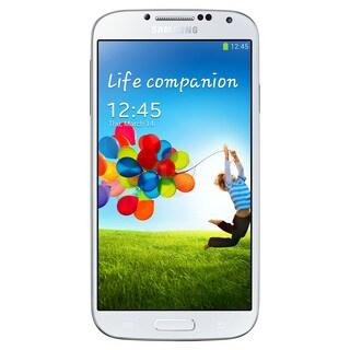 Samsung Galaxy S4 I545 32GB Verizon Unlocked 4G LTE Quad-Core Android Phone w/ 13MP Camera - White (Refurbished)