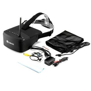 EACHINE EV800 5 Inches 800x480 FPV Goggles Video Glasses with 5.8G 40CH Raceband, Auto-searching, and Built in Battery|https://ak1.ostkcdn.com/images/products/13329378/P20033526.jpg?impolicy=medium