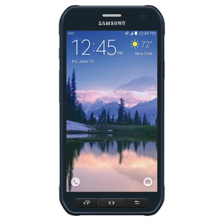 Samsung Galaxy S6 Active G890A AT&T 4G LTE Octa-Core Phone w/ 16MP Camera - Blue