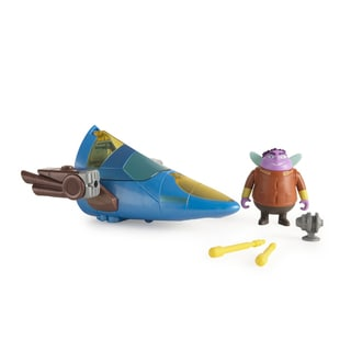 TOMY Miles from Tomorrowland Scourge Ship