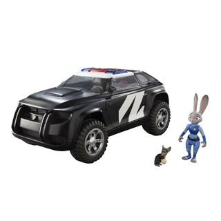 TOMY Zootopia Judy's Police Cruiser