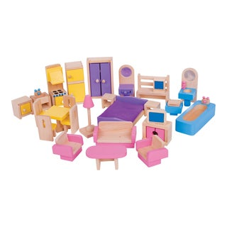 Bigjigs Toys Doll Furniture
