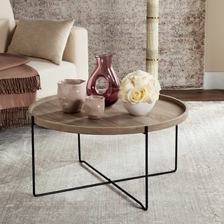 Safavieh Auden Wood Accent Table