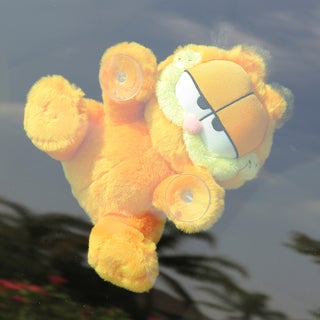 Aurora World 7 Inch Garfield Just Hanging Around Plush