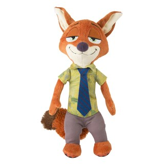 TOMY Zootopia Talking Plush Nick Wilde