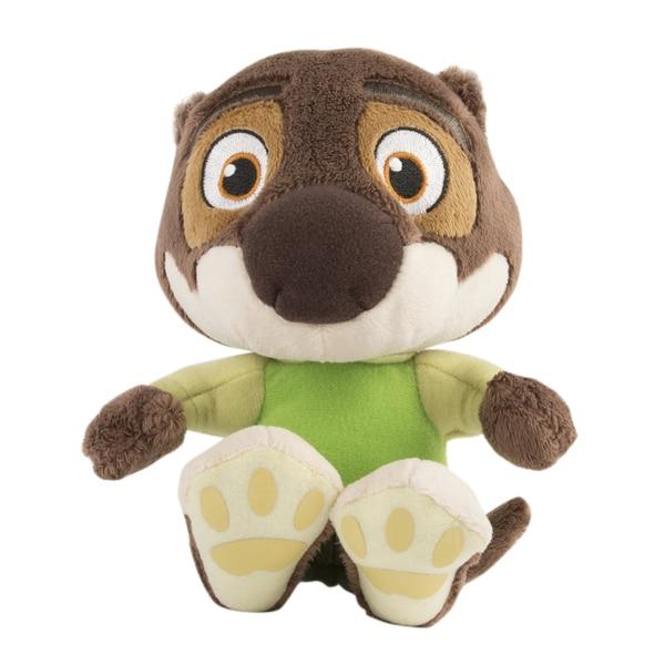 TOMY Zootopia Small Plush Mr. Otterton