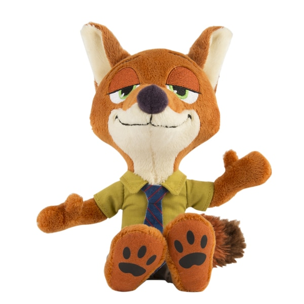 TOMY Zootopia Small Plush Nick Wilde