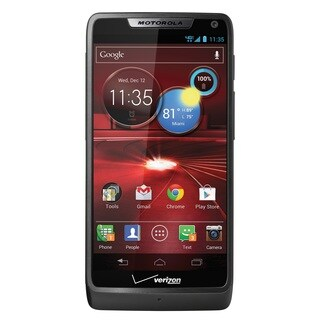 Motorola DROID RAZR M XT907 4G LTE Dual-Core Verizon Phone w/ 8MP Camera - Black