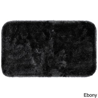Mohawk Home Spa Bath Rug (24 inches wide x 40 inches long) (Option: Ebony)