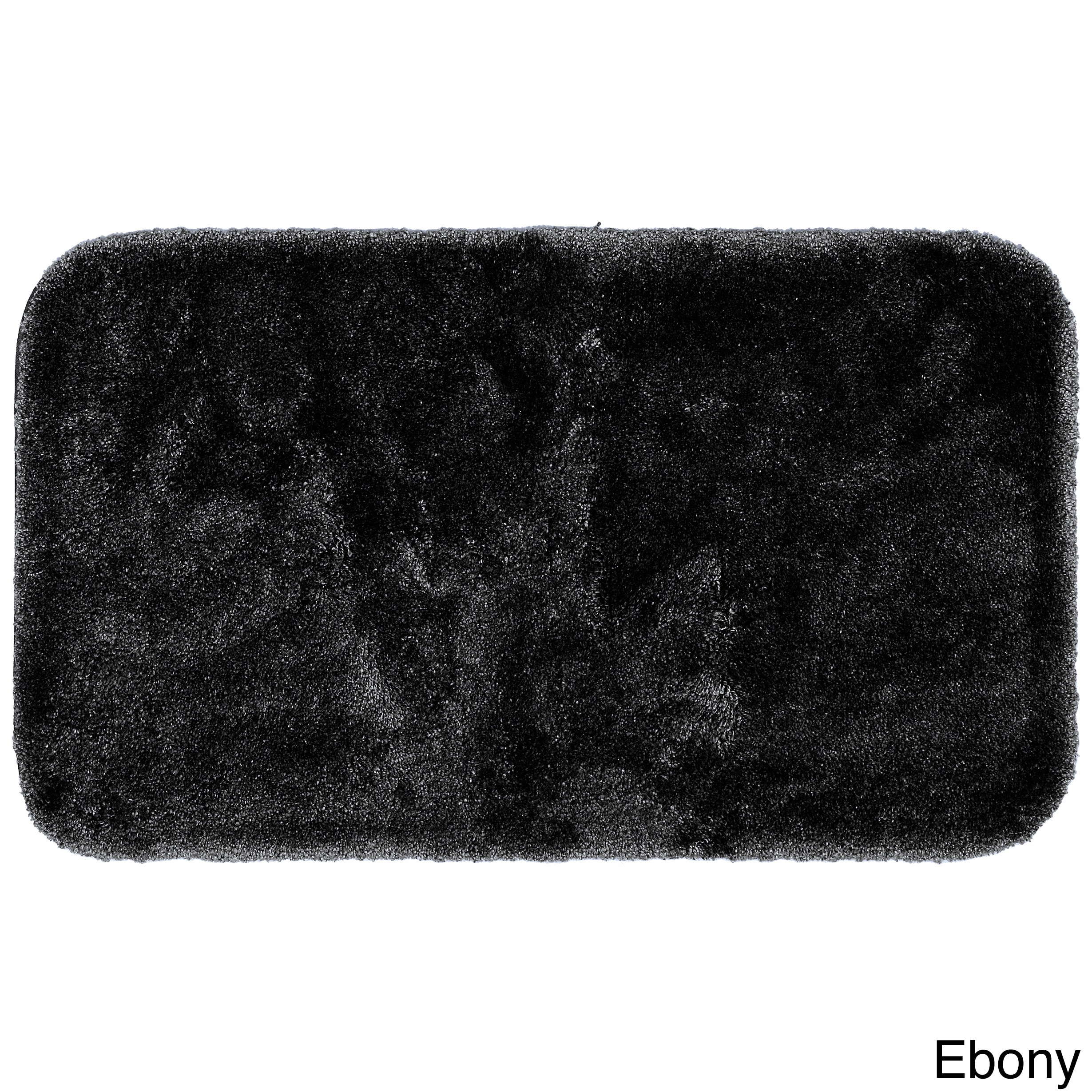 Black Bath Rugs & Bath Mats | Find Great Bath & Towels Deals Shopping at Overstock.com