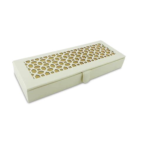 Morelle Sleek Jewelry Clutch