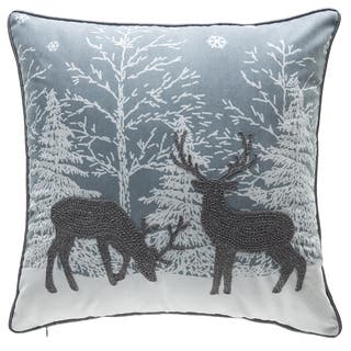 Reindeer Polyester Throw Pillow|https://ak1.ostkcdn.com/images/products/13329679/P20033792.jpg?impolicy=medium