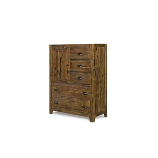 Magnussen Home Furnishings B2375 River Road Acacia Wood Drawer Chest