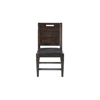 Magnussen Home Furnishings Pine Hill Rustic Pine Dining Chair (Set of 2)