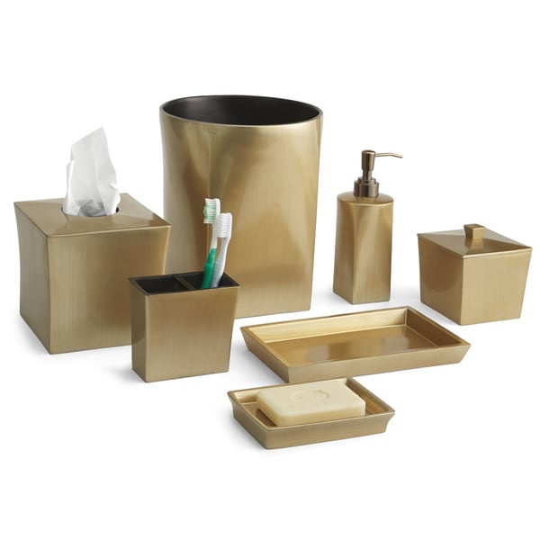 Shop Cooper 7 Piece Bath Accessory Set Free Shipping